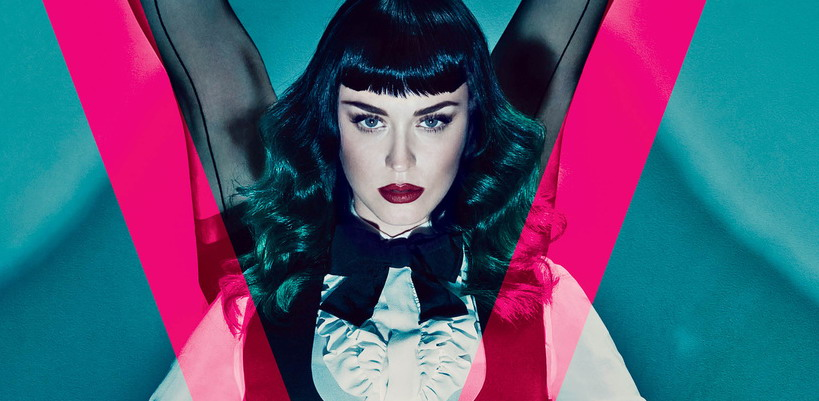 Katy Perry: Everyone wants to be on Madonna's dick!
