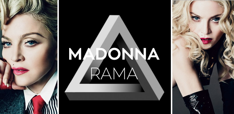 New Madonnarama Website Design… Check it out!