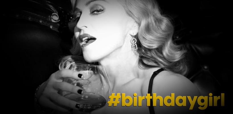 Celebrities wishing Madonna a Happy Birthday