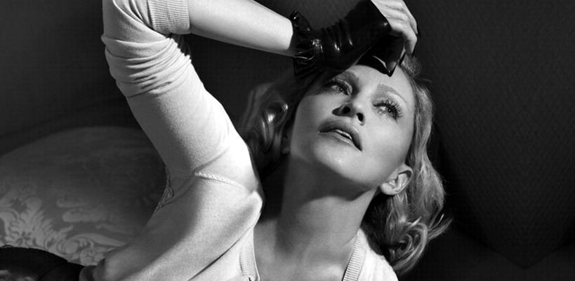 Madonna by Alas & Piggot for Interview Magazine [Full Spread & Interview]