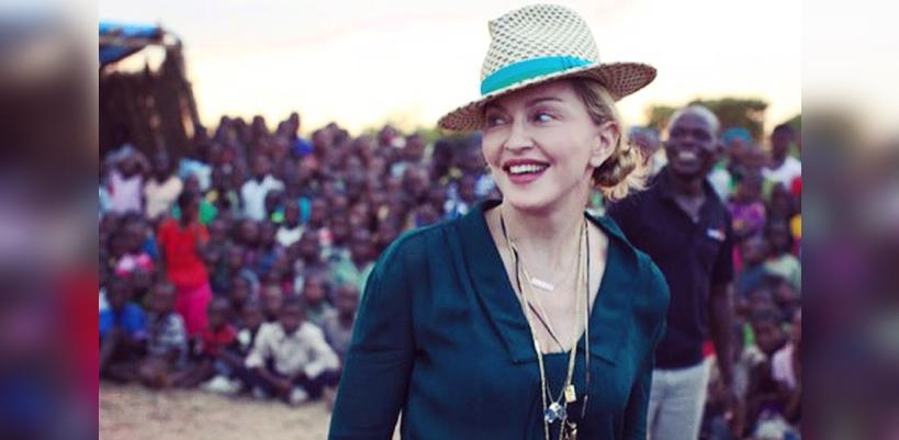 Madonna Named Malawi Goodwill Ambassador