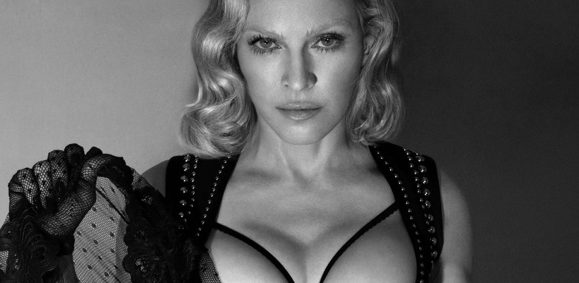 Celebrities React to Madonna's topless Interview Magazine Photoshoot