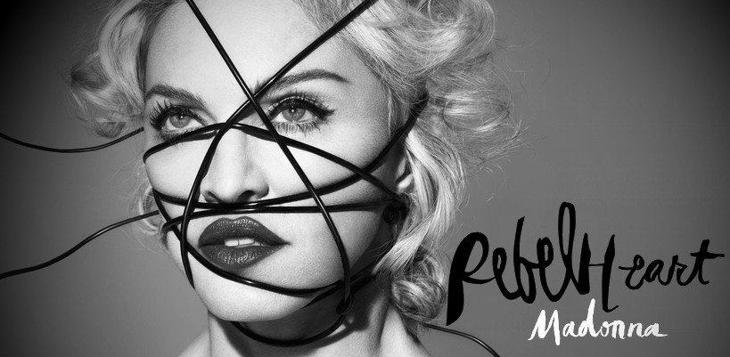 """[Update #42: New Madonna interview on Access Hollywood] Madonna """"Rebel Heart"""" promo"""