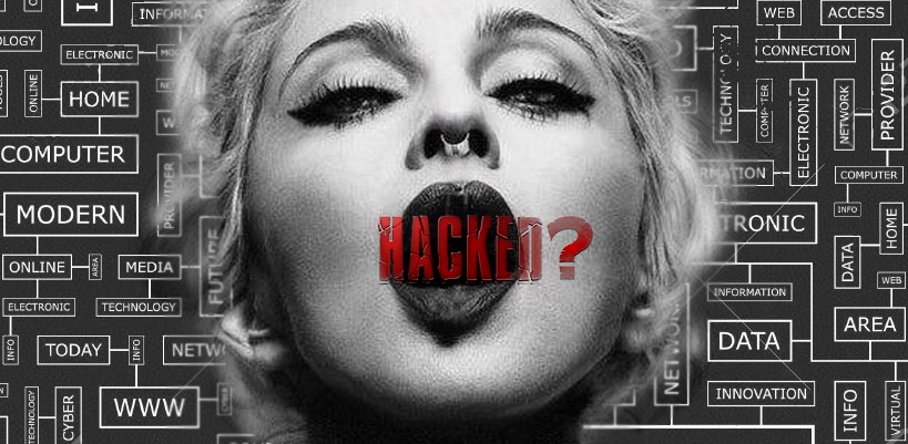 Madonna's hacker story: reality or fiction?