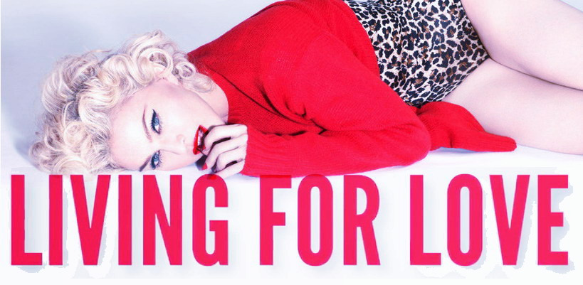 "Exciting details about the ""Living for Love"" video and Grammy Awards performance"