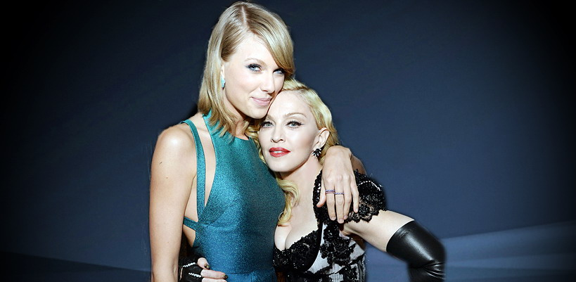 Taylor Swift: I've been so scared to meet Madonna