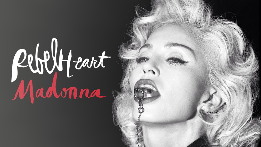 "Pre-order ""Rebel Heart"" FNAC edition limited to 15 000 copies"