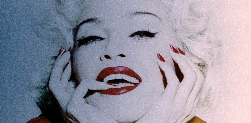 Madonna: I'm strong, I'm tough, don't mess with me!