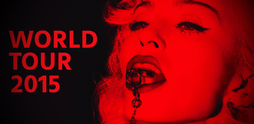 Amazon announces German Pre-Sale for New Madonna Tour