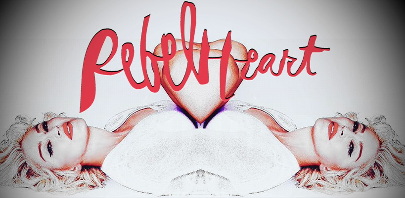 "[Update: Full picture added] New ""Rebel Heart"" album photoshoot picture revealed"