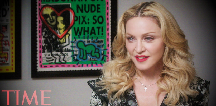 Madonna: I found out my songs were leaking through Instagram