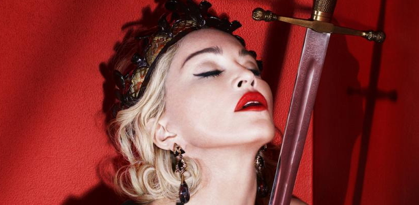 "[Update: Picture added] New ""Rebel Heart"" promo picture by Mert Alas & Marcus Piggott"