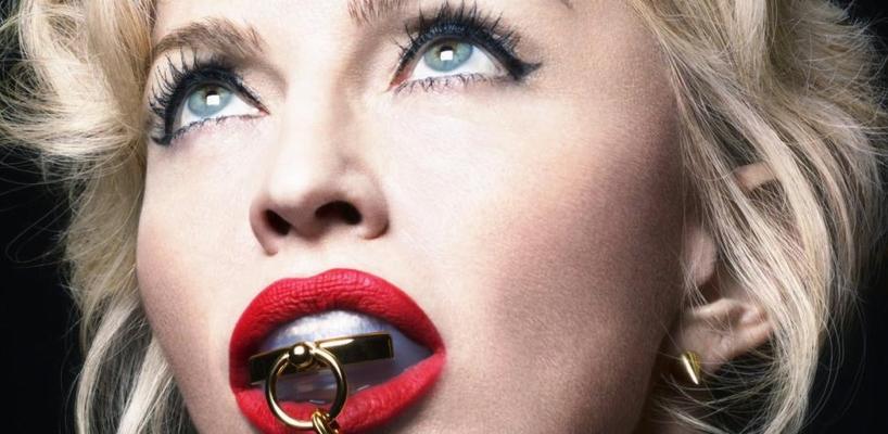 Madonna: I earned my stripes. Bitch, I'm Madonna!