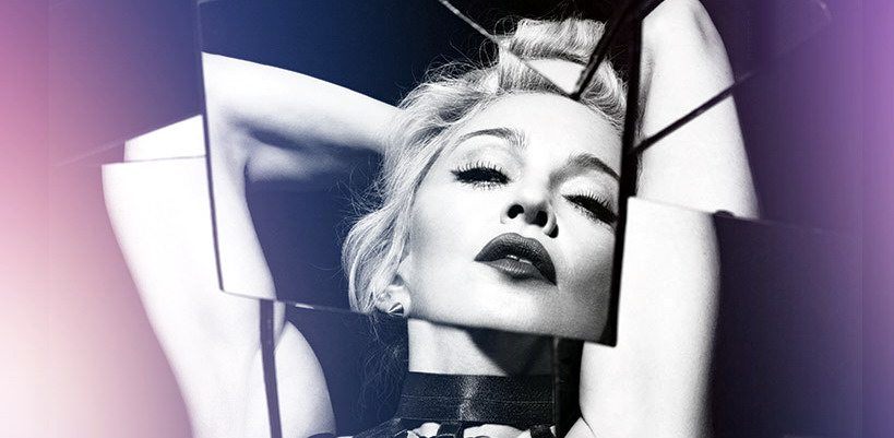 "Madonna: The ""Bitch, I'm Madonna"" video will be totally different than ""Living For Love"""