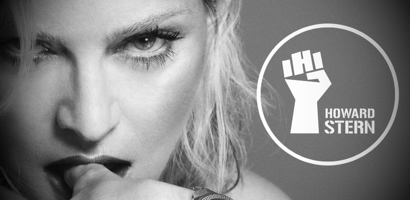 [Update: Exclusive Video Highlights ] Madonna gets intimate and personal on The Howard Stern Show [Full interview]