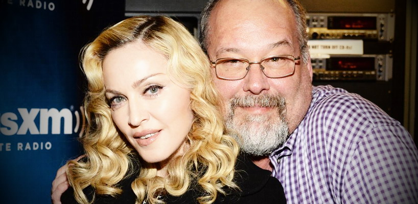 "Madonna ""Rebel Heart"" interview by Larry Flick on SiriusXM"