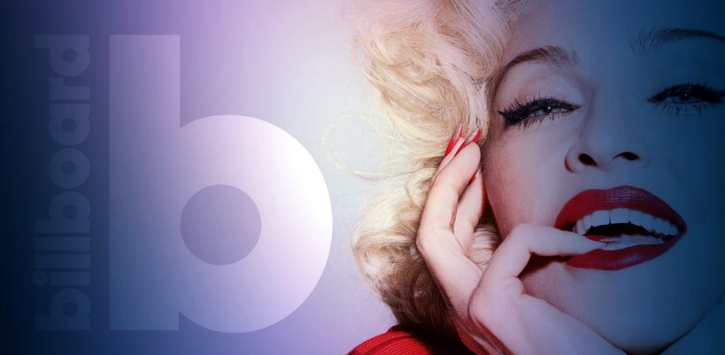 Madonna Vaults Onto Billboard Artist 100 at No. 7