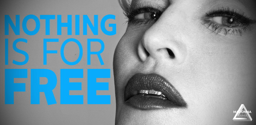 Madonna responds to the TIDAL backlash: Nothing is for free!