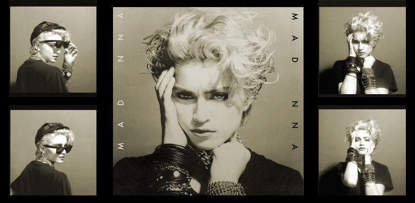 The Making of Madonna's First Album Cover