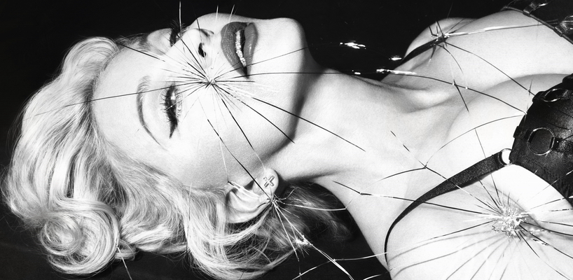 """Madonna: The acoustic version of """"Bitch, I'm Madonna"""" is quite good"""