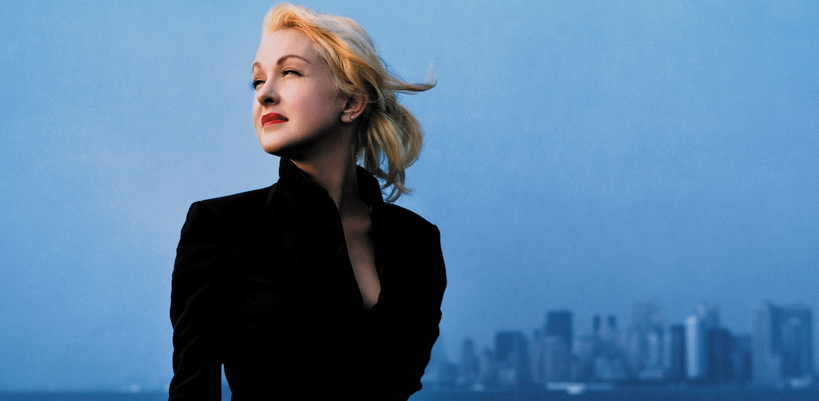 Cyndi Lauper: Good for Madonna for doing her thing!