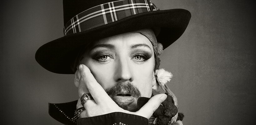 Boy George: The Madonna vs. Lady Gaga rivalry is stupid