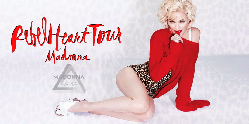 [Update #2: Setlist Rumours] The Rebel Heart Tour Rumours
