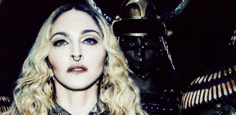 Madonna talks about her show, the Pope, and touring in 15 years!