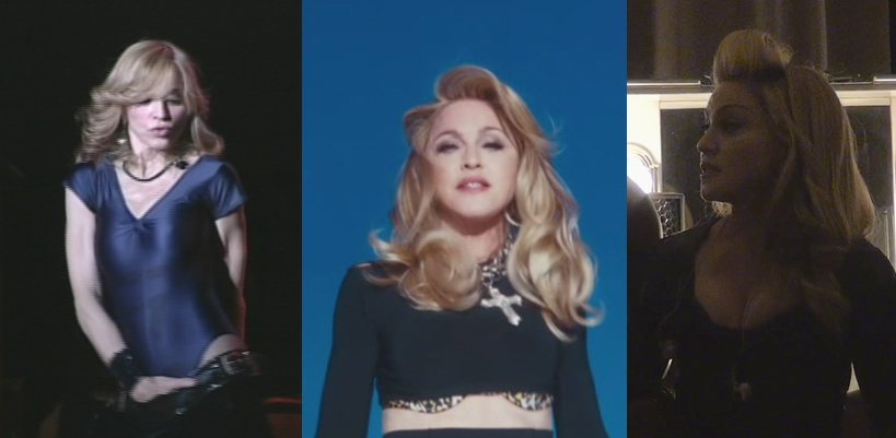COADF Promo Tour, MDNA Tour, GMAYL: Three Never-before-seen videos!