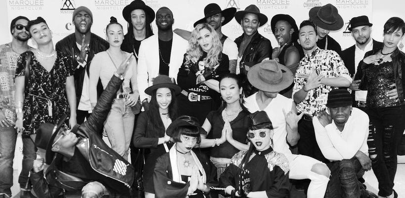 Madonna's Rebel Heart Tour Dance Crew Reveals all