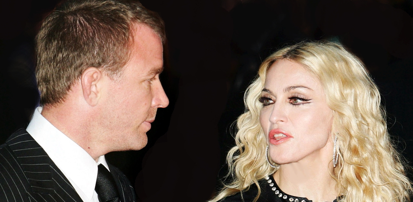 Judge scolds both Madonna and Guy Ritchie for dragging custody battle