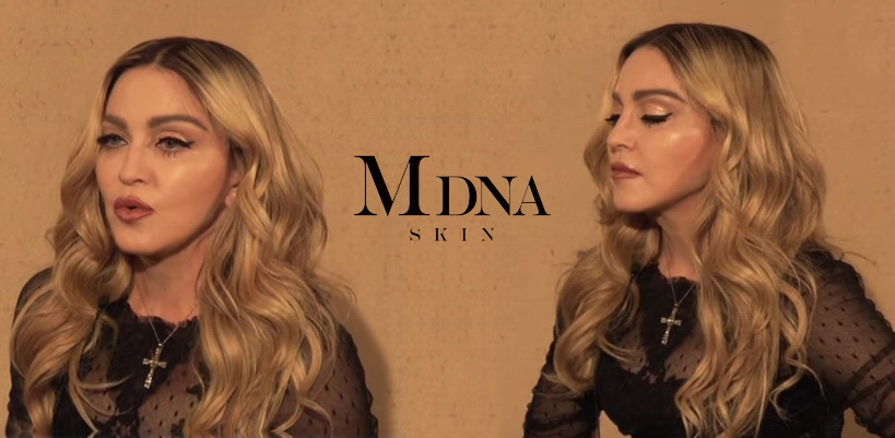 Japanese MDNA Skin interview with Madonna about the secret of beauty [BS Fuiji - ANSWERS]