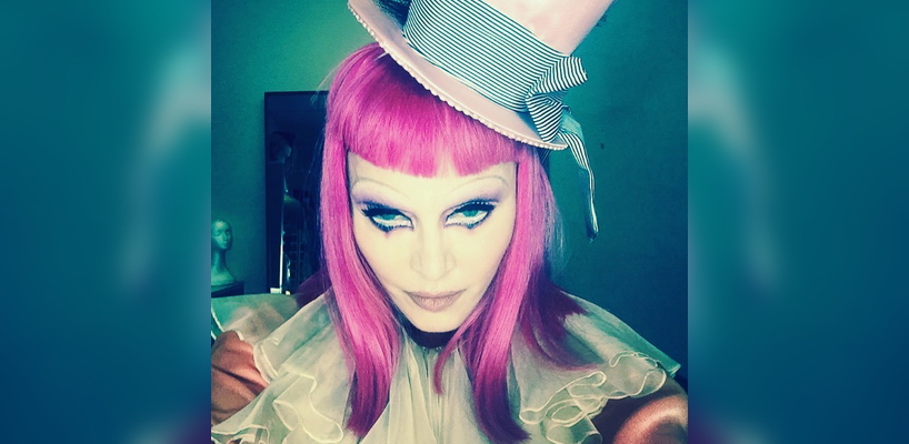 Madonna: Tears of a Clown in Melbourne [10 March 2015]