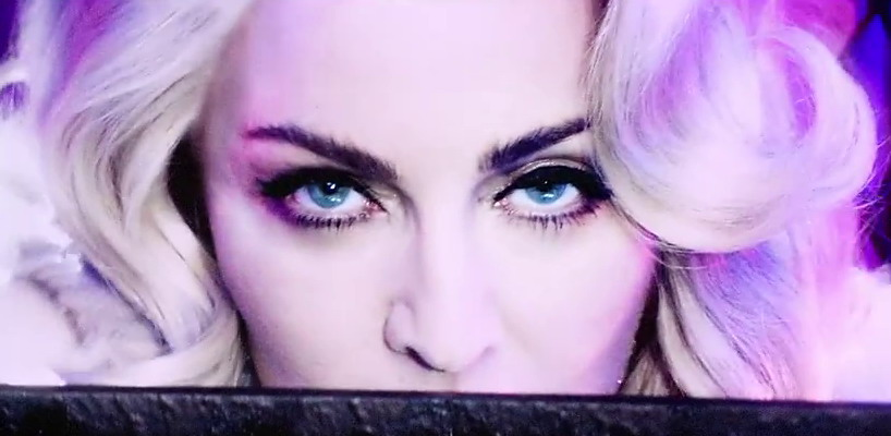 Madonna ICONIC Rebel Heart Tour Backdrop Video