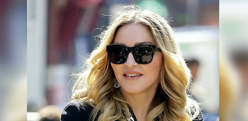 Madonna out and about in London [19 April 2016 – Pictures]