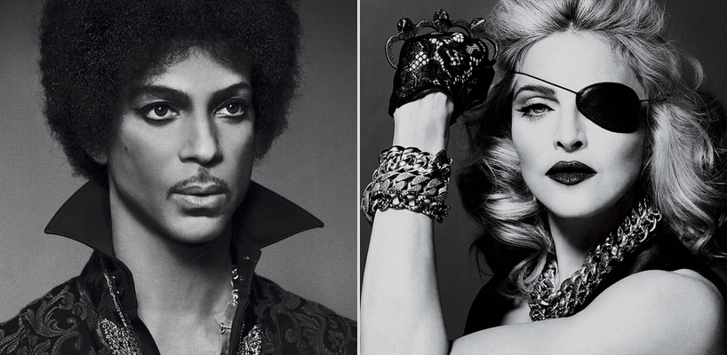 The joint Madonna/Prince world tour almost happened!