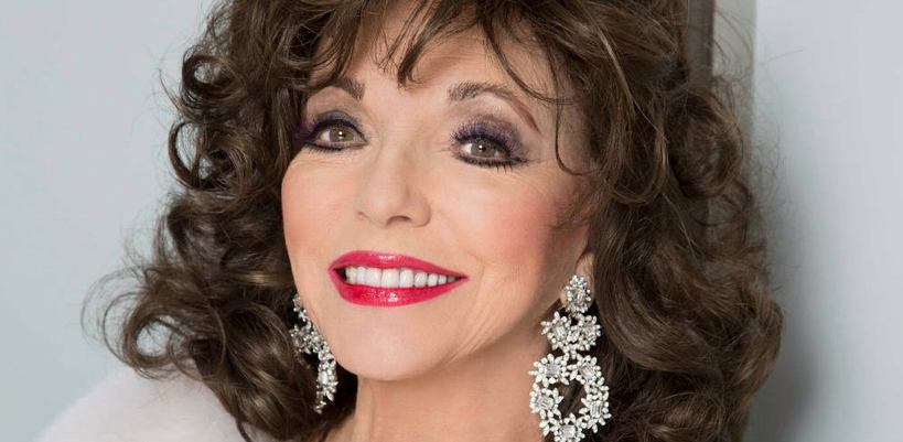 Joan Collins: Everyone Is Laughing at Madonna