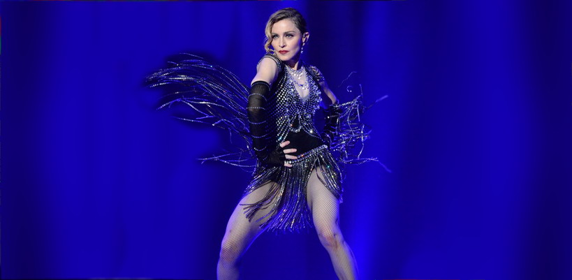First official Rebel Heart Tour DVD footage!