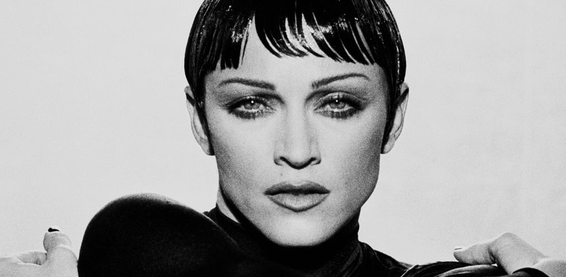 Never-Before-Seen Madonna Photographs by Peter Lindbergh
