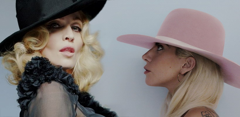 Lady Gaga: Unlike Madonna, I'm a producer, a writer, I play instruments and I write my own music
