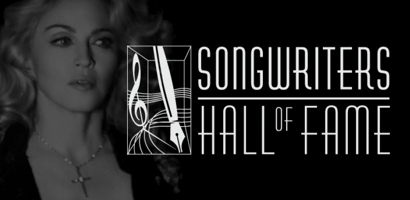 Madonna nominated for the Songwriters Hall of Fame
