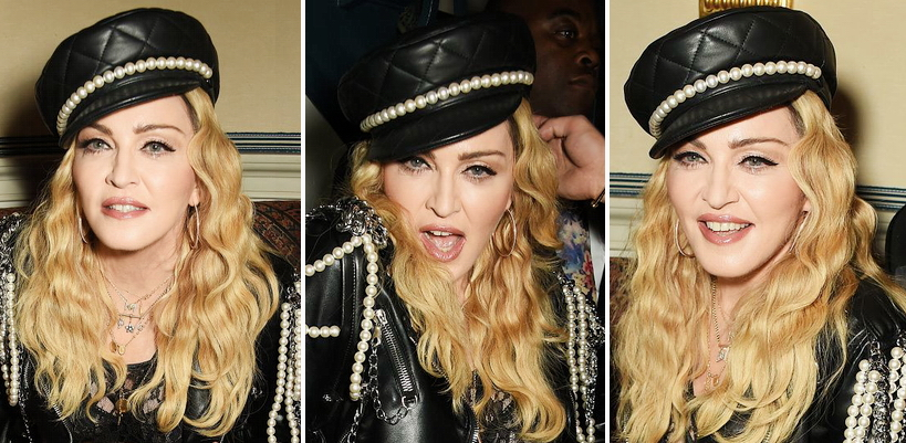 Madonna out and about in London [27 October 2016 – Pictures & Video]