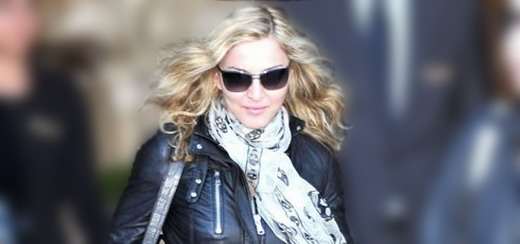 Madonna leaves Paris and returns to London [26 june 2011 - 15 HQ pictures]