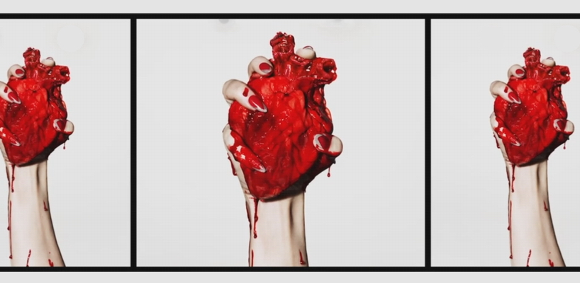 Madonna 'Rebel Heart' Backdrop Video from the Rebel Heart Tour