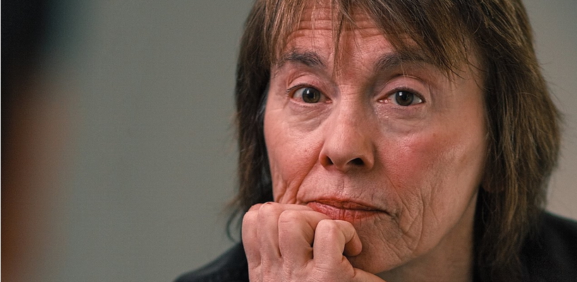 Feminist Camille Paglia hits back at Madonna