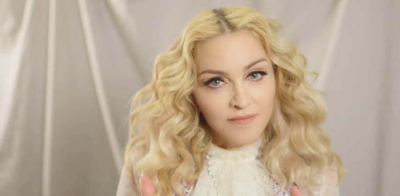 Madonna: Tony Bennett you are a boss!