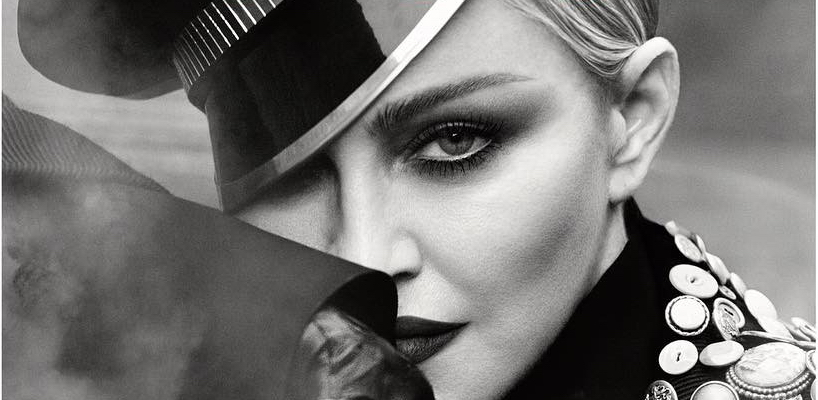 [Update: New pictures added] Madonna by Luigi and Iango for Vogue Germany [April 2017 issue]