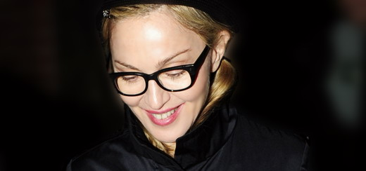 Madonna leaving recording studio in London [30 June 2011 – 6 HQ pictures]