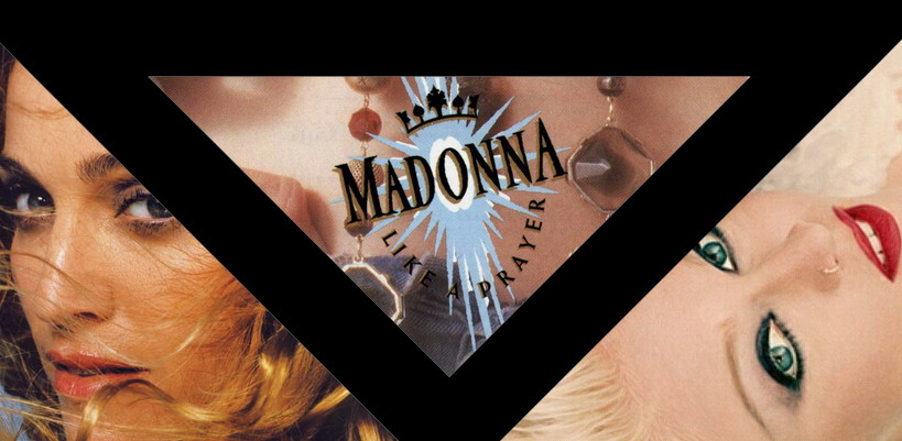 Pitchfork reviews Like a Prayer, Madonna, Bedtime Stories and Ray of Light