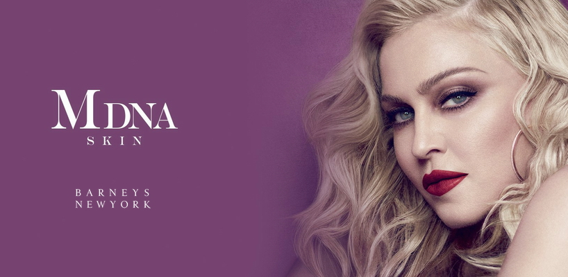 Madonna at Barneys New York tomorrow!
